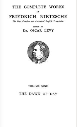 day of dawn. cover