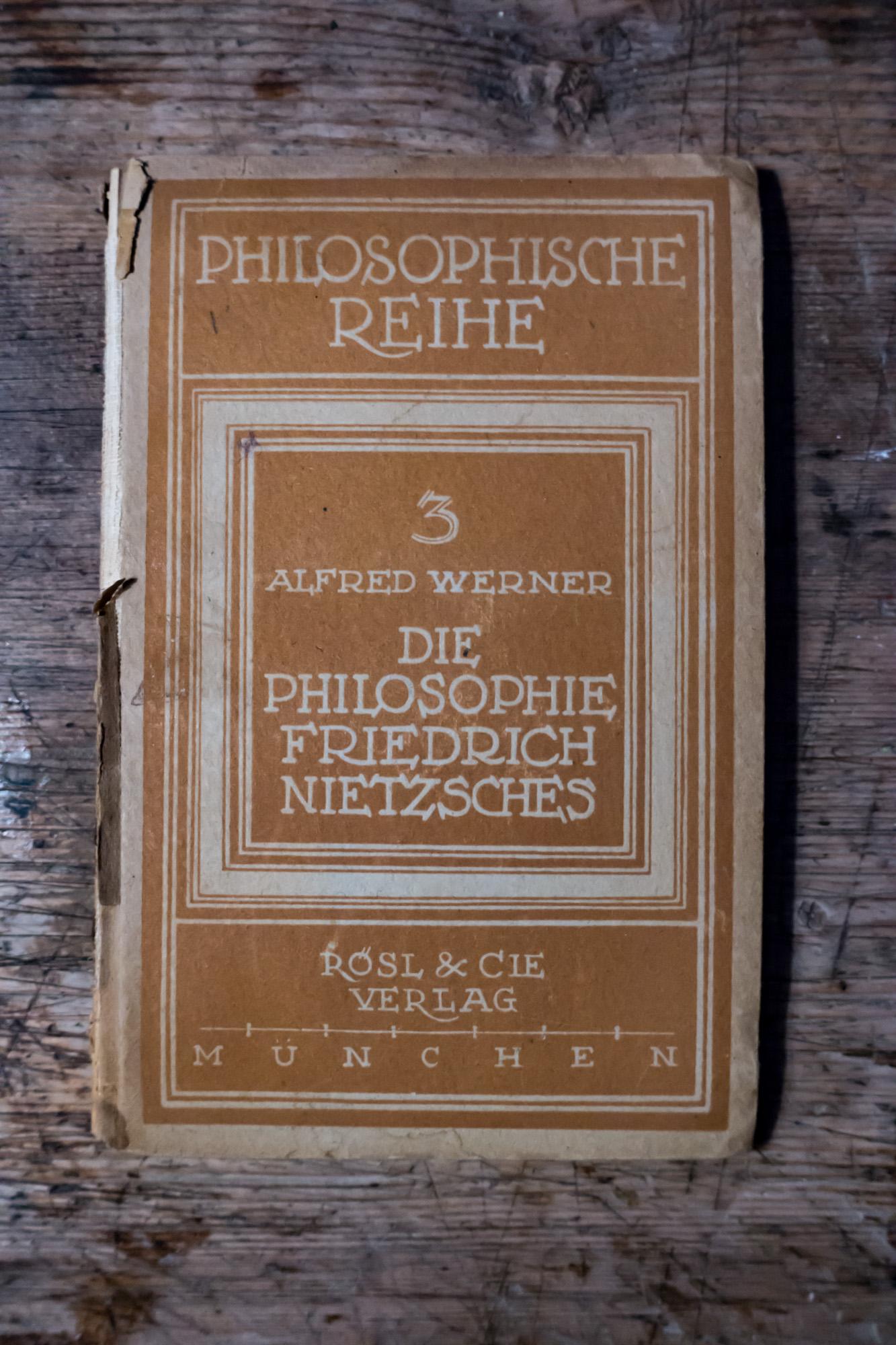 Older Books About Nietzsche Nochrisis