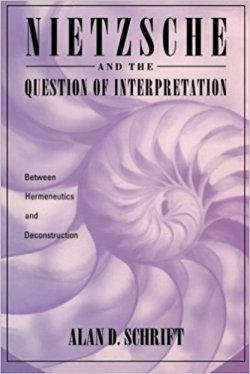 Nietzsche and the question of interpretation